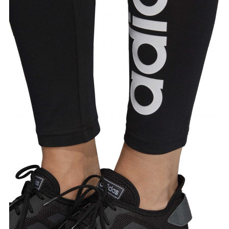 Women's leggings - adidas W E LIN TIGHT - 8