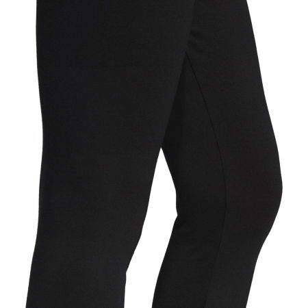 Women's leggings - adidas W E LIN TIGHT - 9