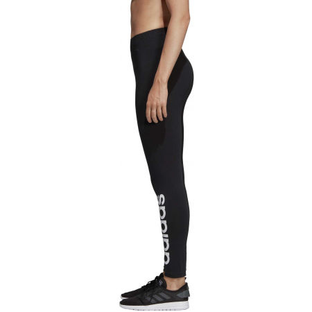 Women's leggings - adidas W E LIN TIGHT - 5