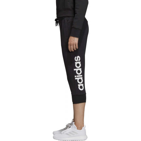 Women's 3/4 length pants - adidas E LIN 3/4 PT - 5