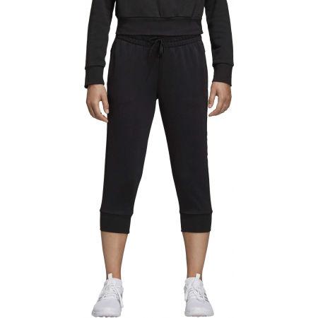 Women's 3/4 length pants - adidas E LIN 3/4 PT - 3