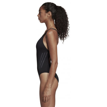 Women's one-piece swimsuit - adidas PRO SUIT 3S - 5