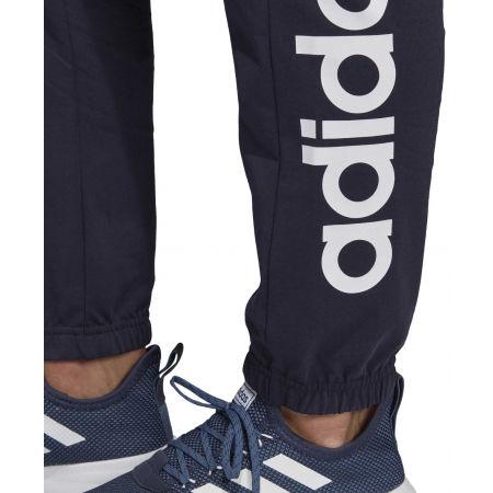 Pánske nohavice - adidas E LIN T PNT SJ - 8