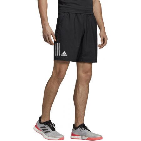 Pánské tenisové kraťasy - adidas CLUB 3STR SHORT - 3