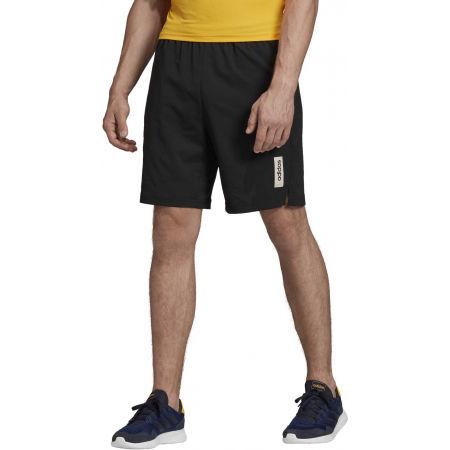 Spodenki męskie - adidas BRILLIANT BASICS SHORT - 3