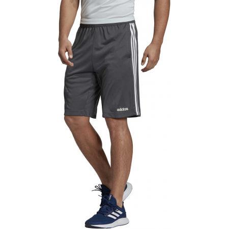 Herrenshorts - adidas DESIGN2MOVE CLIMACOOL 3S KNIT SHORT - 3