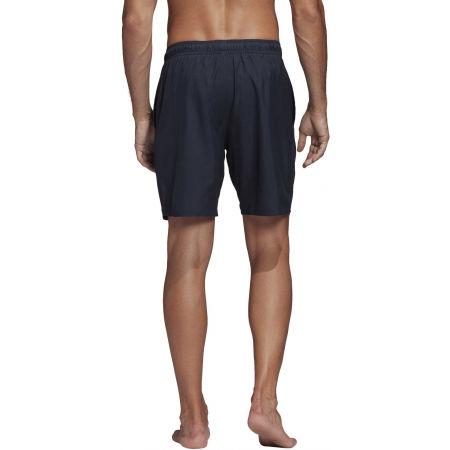 Men's swim shorts - adidas BOLD 3 STRIPES CLX SHORT CLASSIC - 6