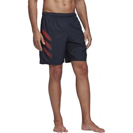 Men's swim shorts - adidas BOLD 3 STRIPES CLX SHORT CLASSIC - 5