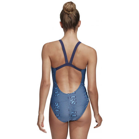 Women's swimsuit - adidas SH3.RO LINAGE S - 8