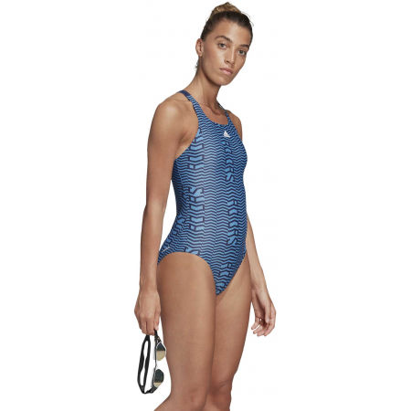 Women's swimsuit - adidas SH3.RO LINAGE S - 6