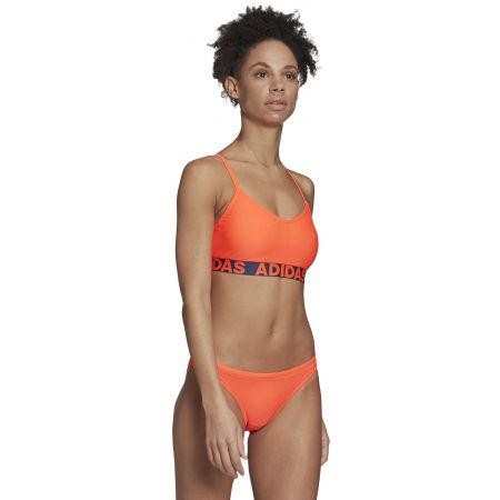 Bikini damskie - adidas BEACH WOMEN BRANDED BIKINY - 6