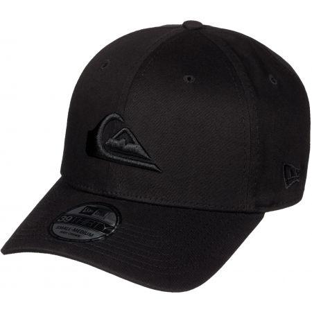 Quiksilver MOUNTAIN & WAVE BLACK - Șapcă bărbați