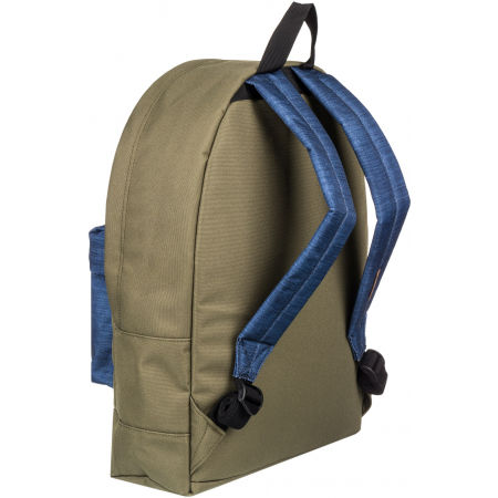 Rucksack - Quiksilver EVERYDAY POSTER EMBOSSED - 2