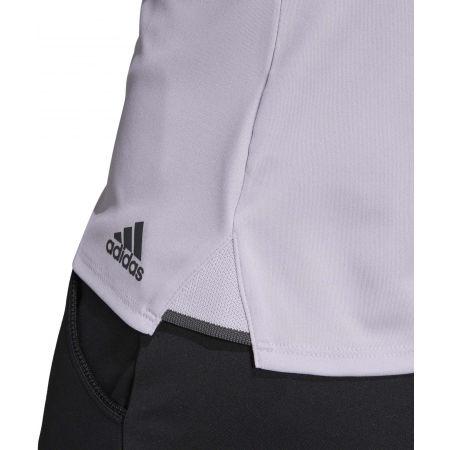 Women's tennis T-shirt - adidas CLUB 3 STRIPES POLO - 10