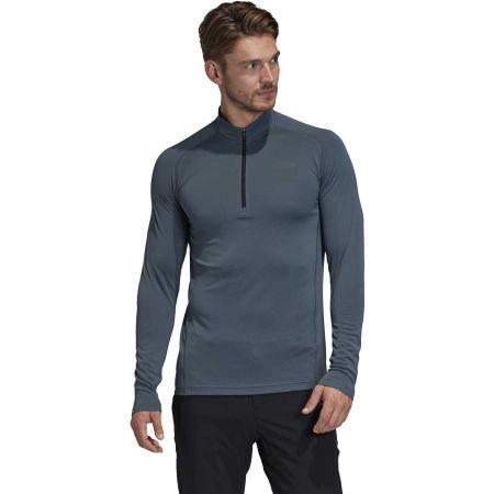 Pánske tričko - adidas TERREX TRACEROCKER 1/2 ZIP - 3