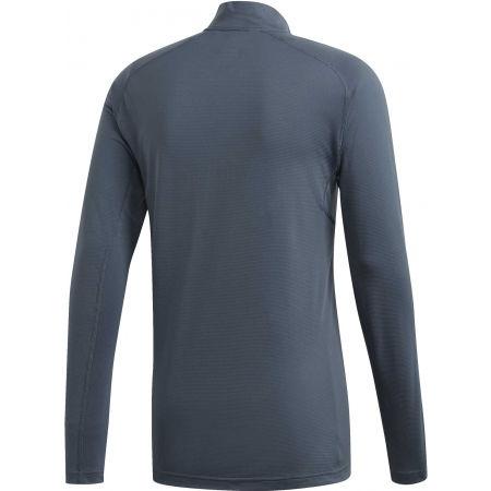 Pánske tričko - adidas TERREX TRACEROCKER 1/2 ZIP - 2