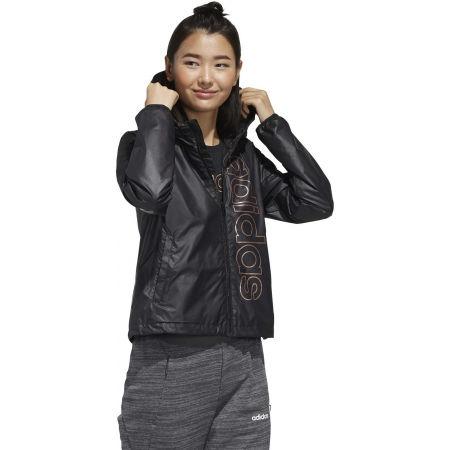Women's windcheater jacket - adidas ESSENTIALS BRANDED WINDBREAKER - 6