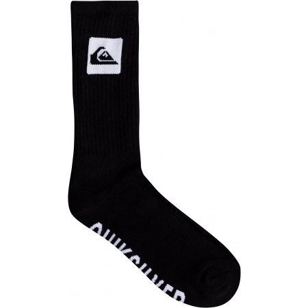 Trojbalenie pánskych ponožiek - Quiksilver 3 CREW PACK - 2