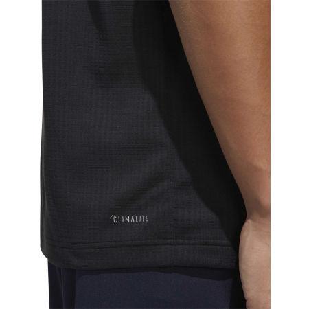 Herren Shirt - adidas MENS FAST AND CONFIDENT TEE - 10