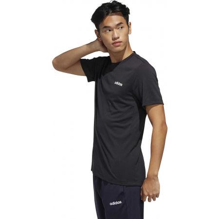 Herren Shirt - adidas MENS FAST AND CONFIDENT TEE - 5