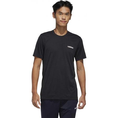 Herren Shirt - adidas MENS FAST AND CONFIDENT TEE - 4