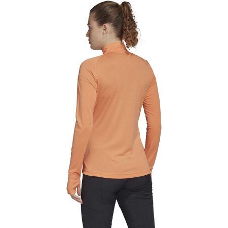 Дамска блуза - adidas TERREX TRACEROCKER 1/2 ZIP - 7