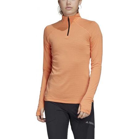 Дамска блуза - adidas TERREX TRACEROCKER 1/2 ZIP - 3