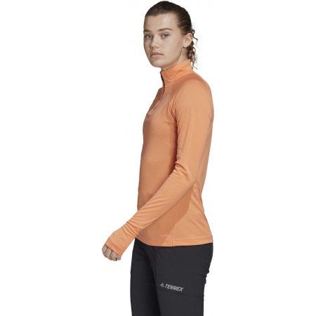 Дамска блуза - adidas TERREX TRACEROCKER 1/2 ZIP - 5