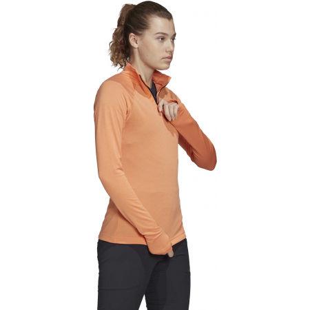 Дамска блуза - adidas TERREX TRACEROCKER 1/2 ZIP - 6