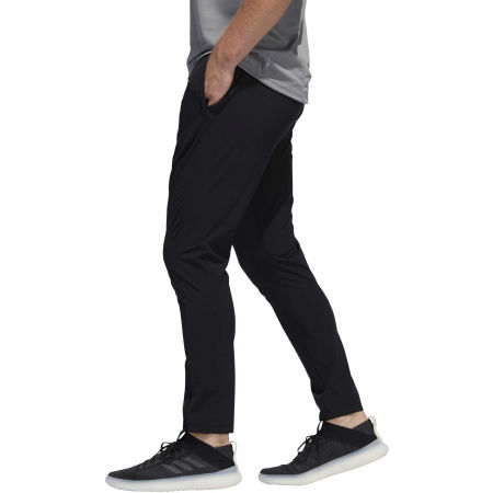 Men's sports pants - adidas CITY BASE WOVEN PANT - 4