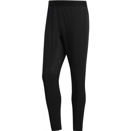 Men's sports pants - adidas CITY BASE WOVEN PANT - 1