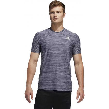 Pánske tričko - adidas ALL SET TEE 2 - 4