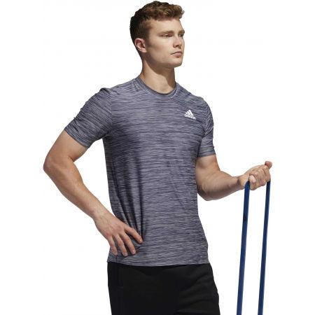 Pánske tričko - adidas ALL SET TEE 2 - 5