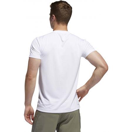 Pánske športové tričko - adidas AEROREADY 3S TEE - 7