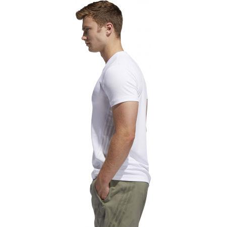 Pánske športové tričko - adidas AEROREADY 3S TEE - 5
