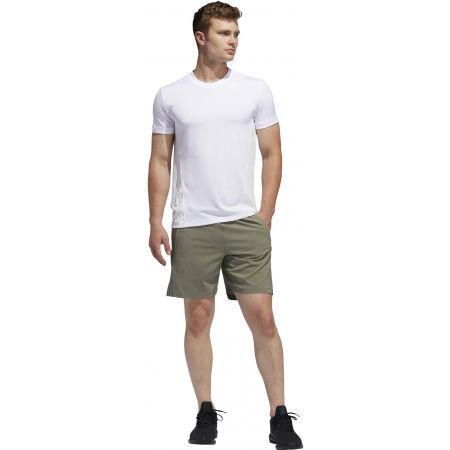 Herren Trainingsshirt - adidas AEROREADY 3S TEE - 8