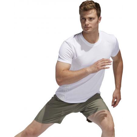 Herren Trainingsshirt - adidas AEROREADY 3S TEE - 6