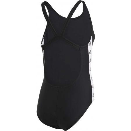 Dámske jednodielne plavky - adidas SH3.RO TAPER S - 2