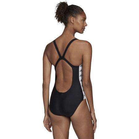 Women's one-piece swimsuit - adidas SH3.RO TAPER S - 7