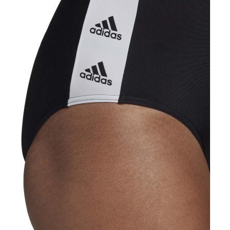 Women's one-piece swimsuit - adidas SH3.RO TAPER S - 11