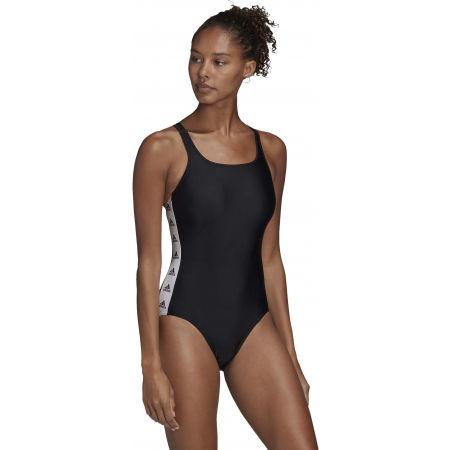 Women's one-piece swimsuit - adidas SH3.RO TAPER S - 6