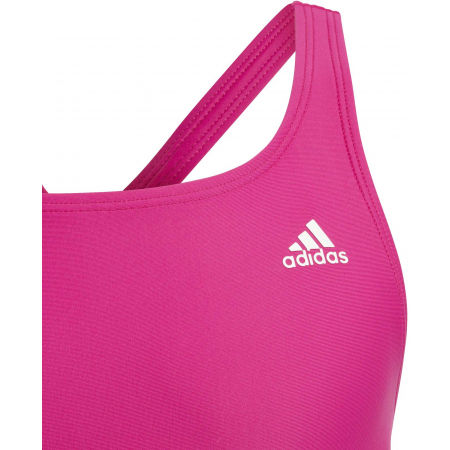 Girls' swimsuit - adidas ATHLY V SOLID SUIT TAKEDOWN - 4