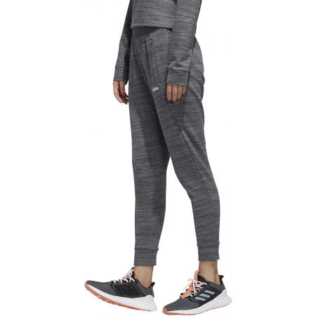 Spodnie dresowe damskie - adidas WOMENS ESSENTIALS 7/8 PANT FRENCH - 4
