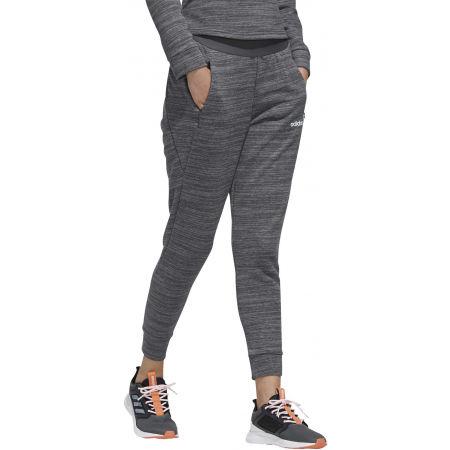 Spodnie dresowe damskie - adidas WOMENS ESSENTIALS 7/8 PANT FRENCH - 5
