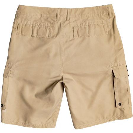 Pánske módne/kúpacie šortky - Quiksilver ROGUE SURFWASH AMPHIBIAN 20 - 2