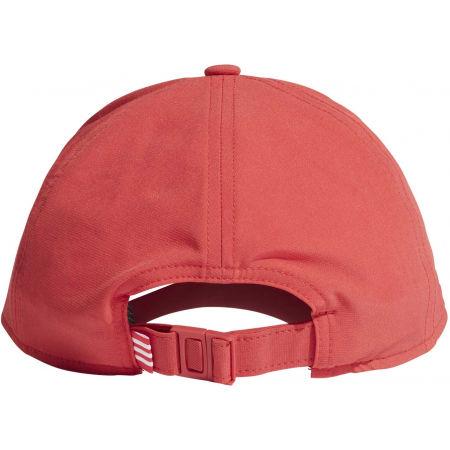 Sportowa czapka z daszkiem - adidas AEROREADY BASEBALL CAP 3S 4THLTS - 3
