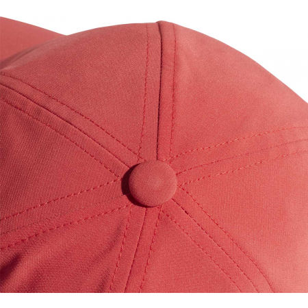 Sportowa czapka z daszkiem - adidas AEROREADY BASEBALL CAP 3S 4THLTS - 6