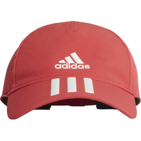 Sportowa czapka z daszkiem - adidas AEROREADY BASEBALL CAP 3S 4THLTS - 2