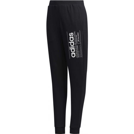 Boys' sweatpants - adidas YB BB PNT - 1