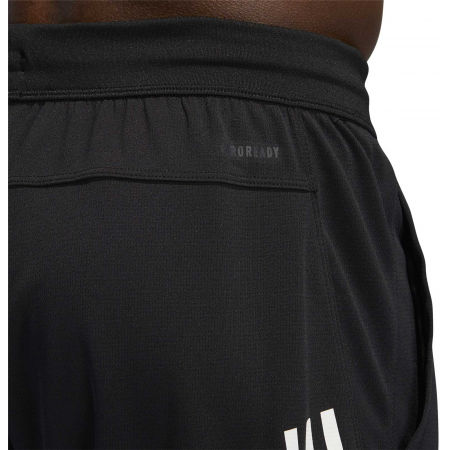 Men's shorts - adidas 3S KNIT 9INCH SHORT - 9
